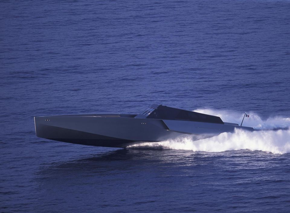 Wally Power 118, One of the World's Fastest Yachts ...